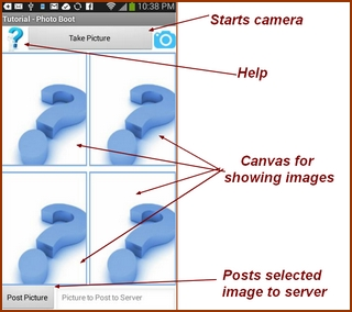 how to get photo booth camera to work