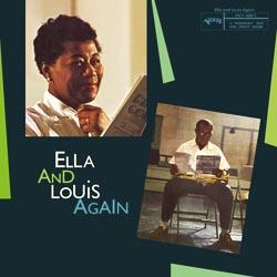 Ella and Louis Again - Verve MGV 4006-2 - Vinyl-Schallplatte Klangheimat