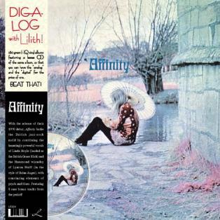Affinity - Affinity - Vinyl-Schallplatte - Cherry Red Phonograph,LRDLP324 Klangheimat