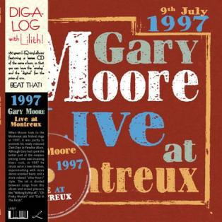 Gary Moore - Live At Montreux - Vinyl-Schallplatte Lilith,LRDLP327 - Klangheimat