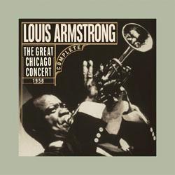 Louis Armstrong: The Great Chicago Concert 1956-Pure Pleasure-Vinyl-Schallplatte-Klangheimat