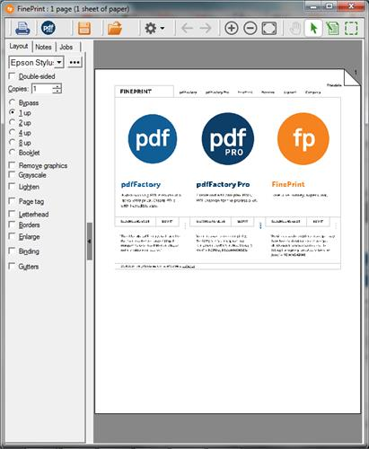 PdfFactory 6.15 Pro Full Serial Key