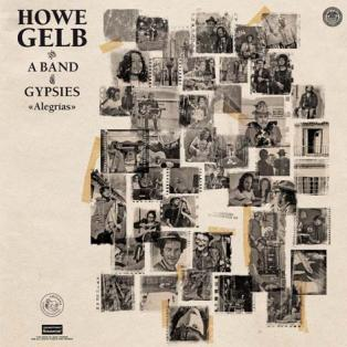 iHOWE GELB AND A BAND OF GYPSIES – Alegrias - Fire Fidelity Labels - Vinyl-Schallplatte Klangheimat FFP166