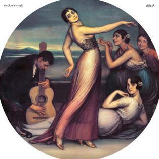 HOWE GELB AND A BAND OF GYPSIES – Alegrias-Vinyl-Schallplatte Fire Fidelity Labels-Klangheimat