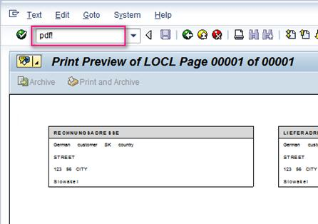 Converting Smart Forms to PDF format in SAP - ABAP CookBook
